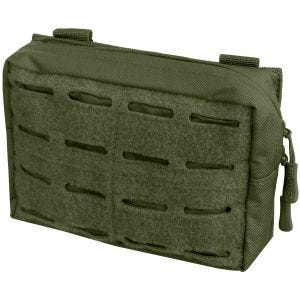 Mil-Tec Laser Cut Belt Pouch Small Olive