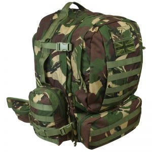 Pro-Force Tomahawk Elite SF Rucksack British DPM Camo