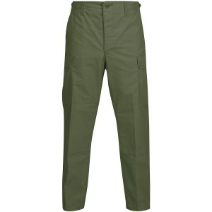 Propper BDU Trousers Button Fly Polycotton Ripstop Olive Green