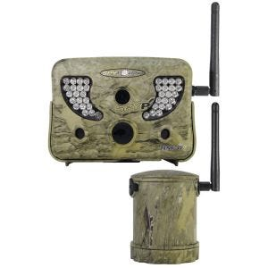 SpyPoint TINY-W2s Infrared Digital Trail Camera Camo