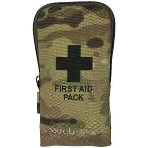 Web-Tex Small First Aid Kit MultiCam