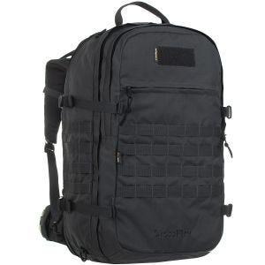 Wisport Crossfire Shoulder Bag and Rucksack Black
