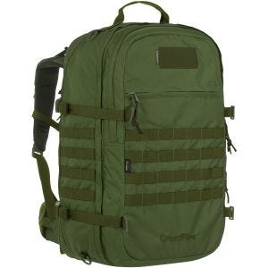 Wisport Crossfire Shoulder Bag and Rucksack Olive Green