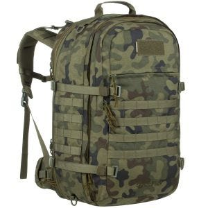 Wisport Crossfire Shoulder Bag and Rucksack PL Woodland
