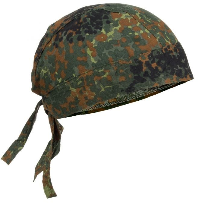 MFH Headwrap Flecktarn