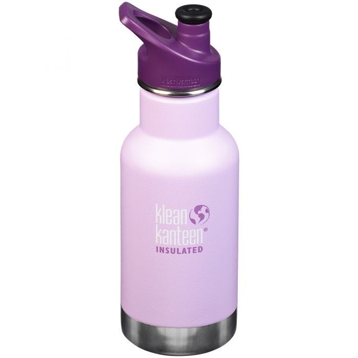 Klean Kanteen Kid Sport 355ml Bottle Sport Cap Sugarplum Fairy