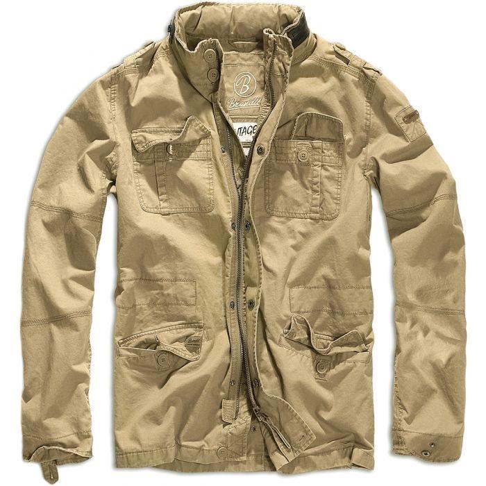Brandit Britannia Jacket Camel