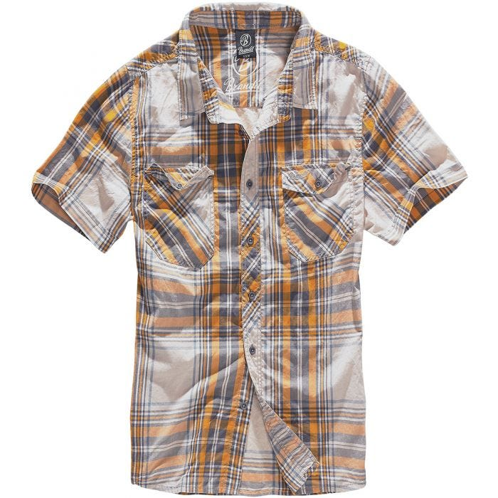 Brandit Roadstar Shirt Sand / Yellow