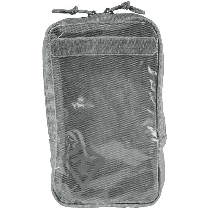 First Tactical Tactix 6x10 Velcro Pouch Asphalt