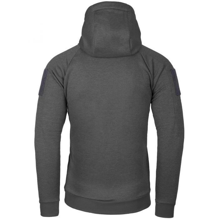 Helikon Urban Tactical Hoodie Full Zip Melange Black-Grey