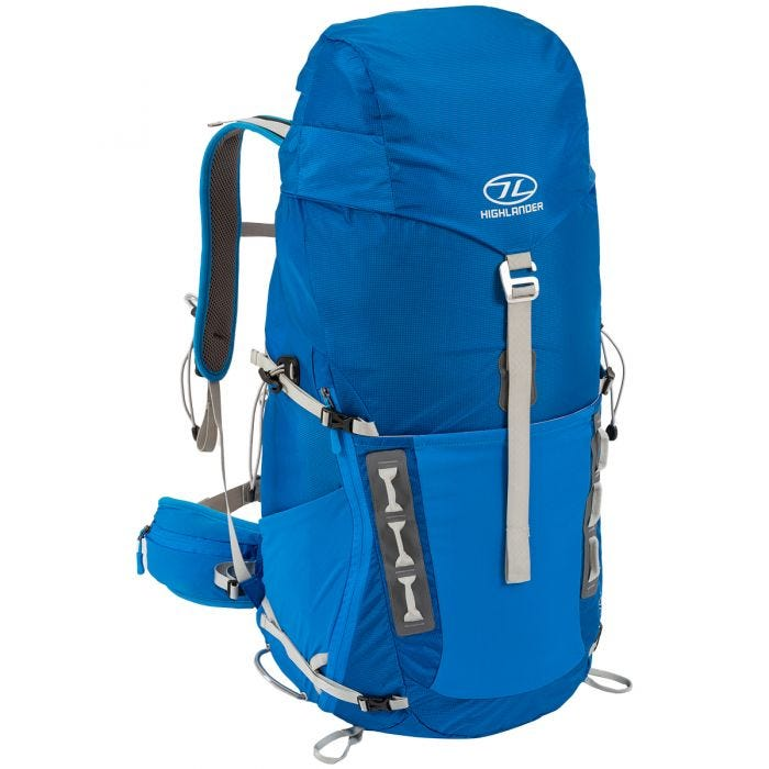 Highlander Vorlich 40L Backpack Blue
