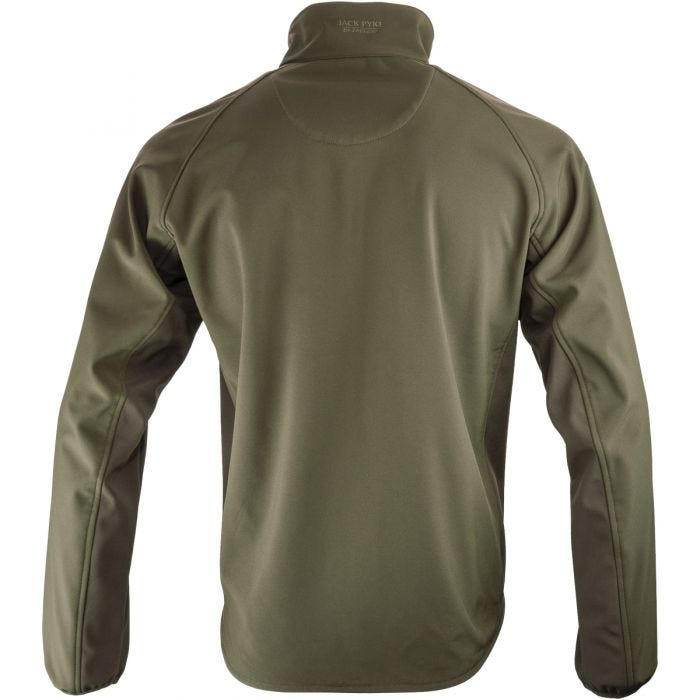 Jack Pyke Weardale Softshell Jacket Green