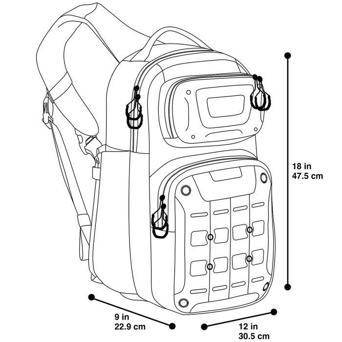 Maxpedition Gridflux Sling Pack Tan