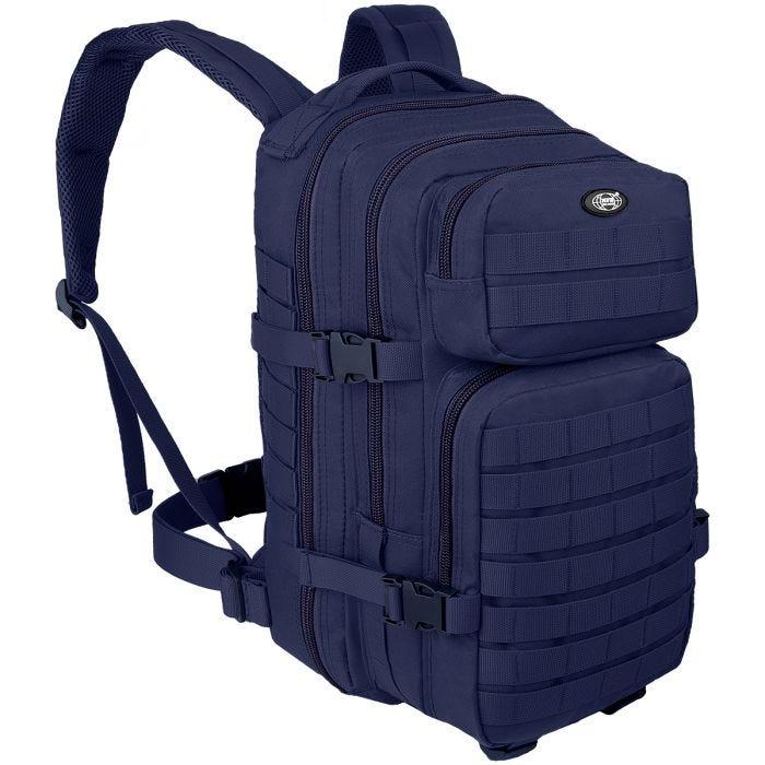 MFH Backpack Assault I Blue