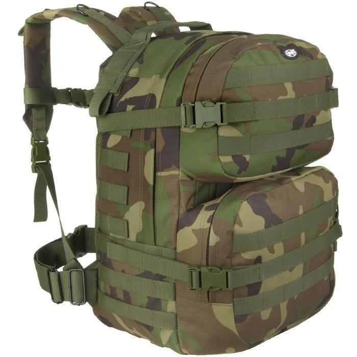 MFH Backpack Assault II Woodland