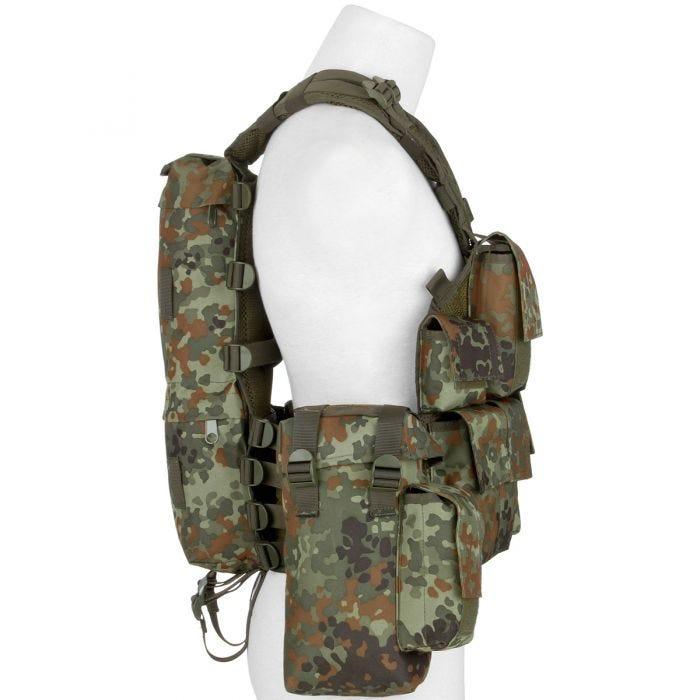 MFH South African Assault Vest Flecktarn