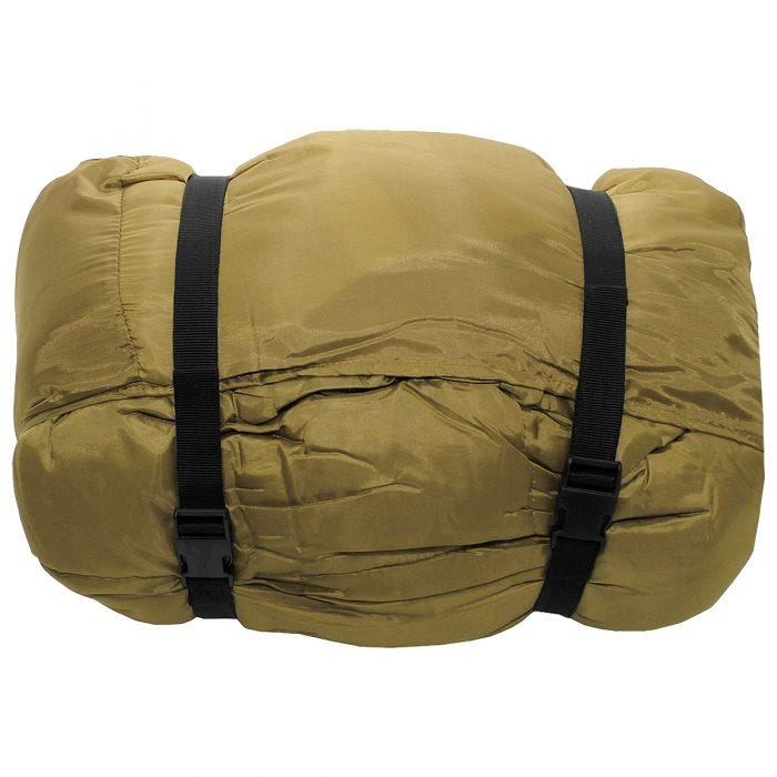 MFH Israeli Pilot's Sleeping Bag Coyote