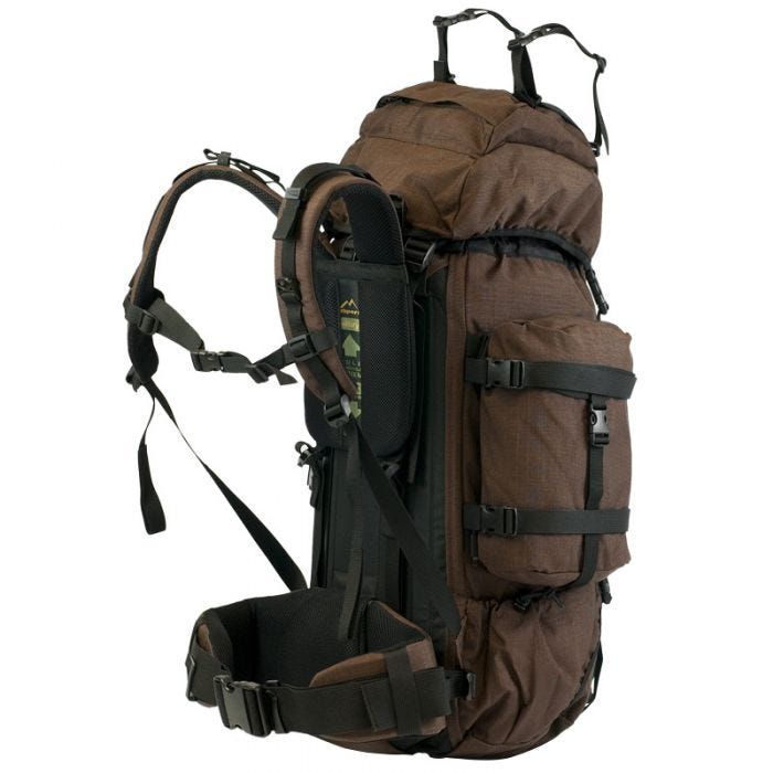 Wisport Reindeer Hunt 55L Rucksack Brown