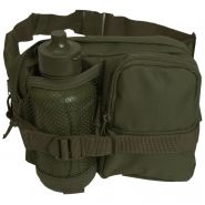 Mil-Tec Waist Bag with Canteen Olive