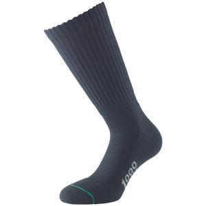 1000 Mile Diabetic Sock Black
