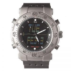 5.11 HRT Titanium Watch Black