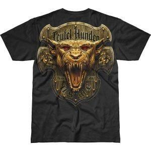 7.62 Design USMC Devil Dog Battlespace T-Shirt Black