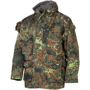 MFH Commando Jacket Smock Flecktarn