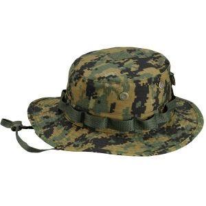 Pentagon Jungle Hat Rip-Stop Marpat