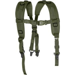 Viper Locking Harness Green