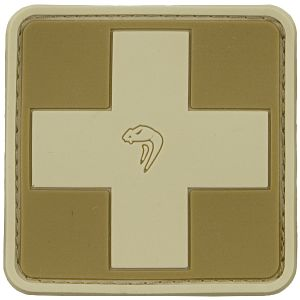 Viper Medic Rubber Patch Coyote