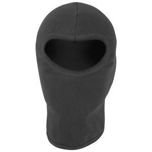 Mil-Com Open Face Balaclava Lightweight Cotton Black
