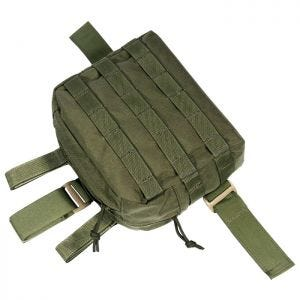 Flyye Drop Leg Accessories Pouch MOLLE Ranger Green