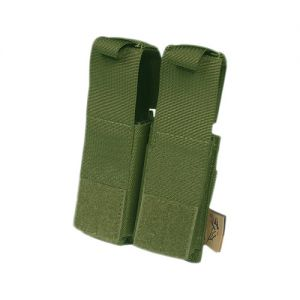 Flyye Double .45 Pistol Magazine Pouch MOLLE Olive Drab