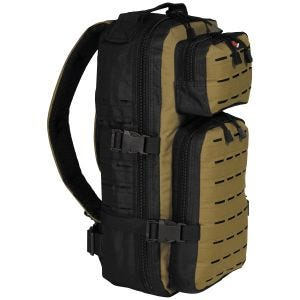 Fox Outdoor Assault-Travel Backpack Black / Coyote