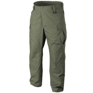 Helikon SFU NEXT Trousers Polycotton Twill Olive Green