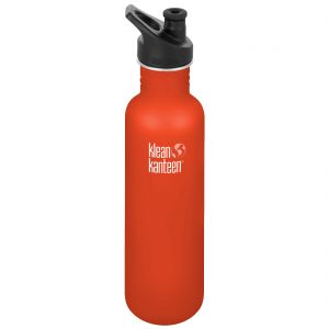 Klean Kanteen Classic 800ml Bottle with Sport Cap 3.0 Sierra Sunset