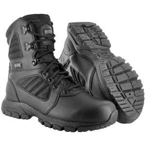 Magnum Lynx 8.0 Side Zip Boots Black