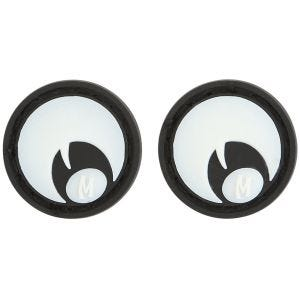 Maxpedition Googly Eyes (Pack of 2) (Glow) Morale Patch