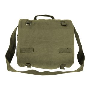 MFH BW Combat Bag Large OD Green Stonewashed