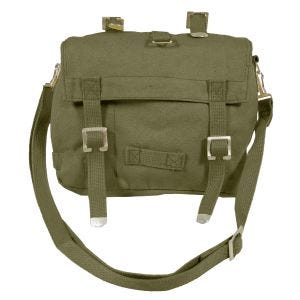 MFH BW Combat Bag Small OD Green Stonewashed
