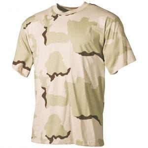 MFH T-shirt 3-Colour Desert