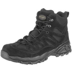 Mil-Tec Squad Boots Black