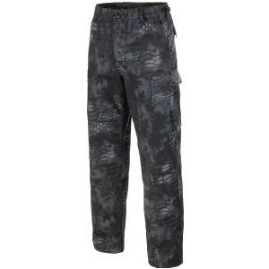 Mil-Tec BDU Combat Trousers Mandra Night