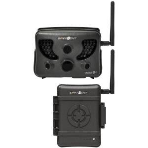 SpyPoint TINY-W3 Black IR LED Wireless Surveillance Camera System Black