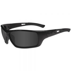 Wiley X Slay Black Ops Glasses - Smoke Grey Lens / Matte Black Frame