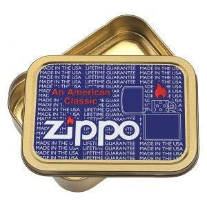 Zippo 3D 2oz Tobacco Tin