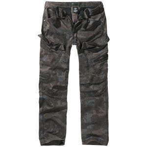 Brandit Adven Slim Fit Trousers Dark Camo