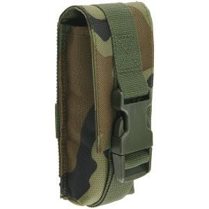 Brandit MOLLE Multi Pouch Large Woodland