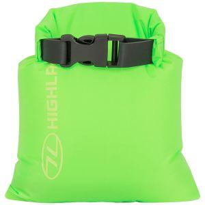 Highlander X-Light Small Dry Sack 1L Lime Green