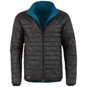 Highlander Coll Reversible Jacket Black/Petrol